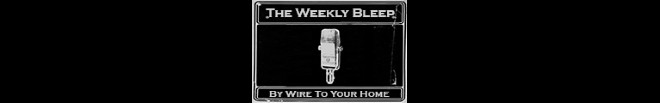 The Weekly Bleep